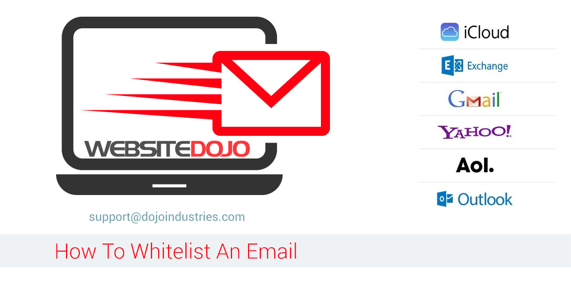 Website Dojo Blog-Whitelist-Instructions