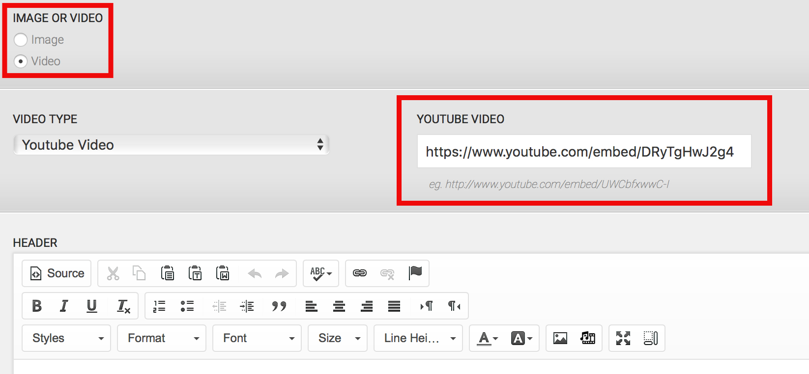 Adding YouTube Videos to Your Website (Version 3 0 Only
